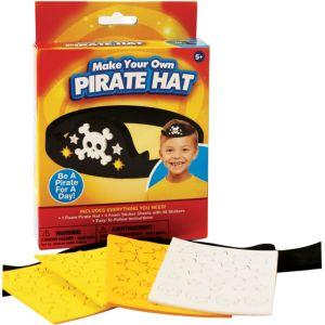Pirate Hat Craft Kit
