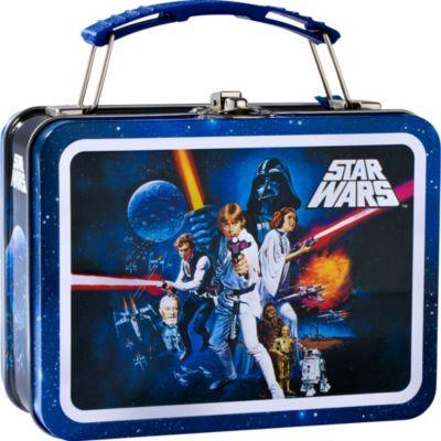 Mini Star Wars Tin Box