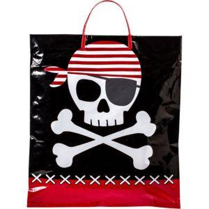Pirate Trick or Treat Bag