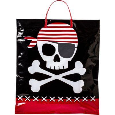 Pirate Treat Bag 16in