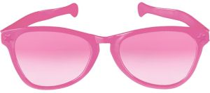 Pink Giant Fun Glasses