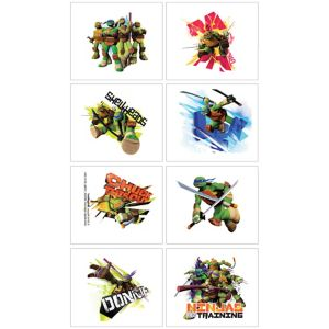 Teenage Mutant Ninja Turtles Tattoos 1 Sheet