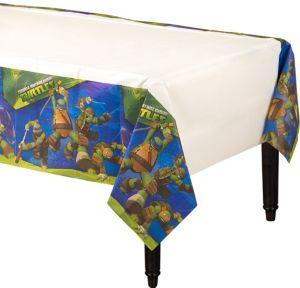 Teenage Mutant Ninja Turtles Table Cover