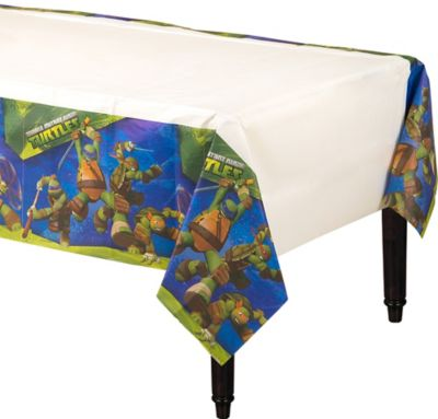Teenage Mutant Ninja Turtles Table Cover Party City