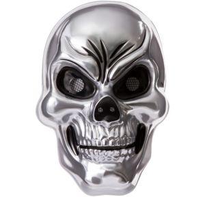 Silver Skull Mask