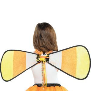 Candy Corn Fairy Wings