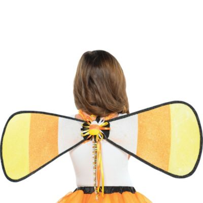 Candy Corn Fairy Candy Corn Fairy Wings Party