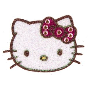 Hello Kitty Glitter Body Jewelry