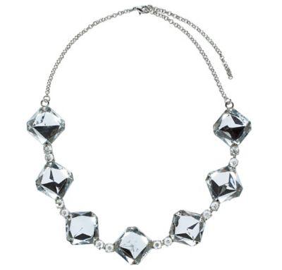 20s Faux Diamond Necklace
