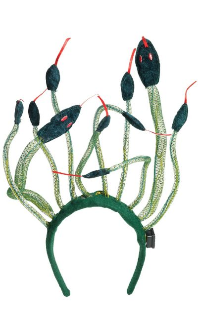 Light-Up Medusa Headpiece