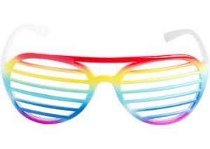 Rainbow Shutter Glasses