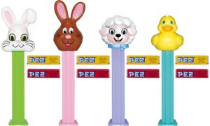 Easter PEZ Dispensers 12ct
