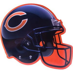 Chicago Bears Cutout