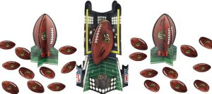NFL Table Decorating Kit 23pc