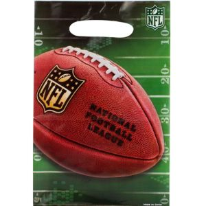 NFL Drive Favor Bags 8ct