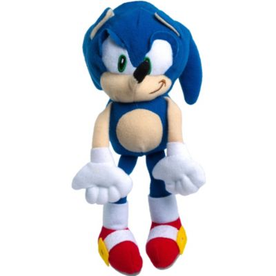 Clip-On Sonic the Hedgehog Plush