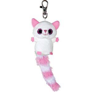 Clip-On Pammee YooHoo & Friends Fox Plush