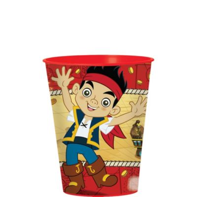 Jake and the Never Land Pirates Favor Cup