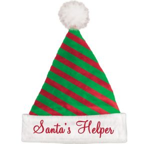 Santa's Helper Elf Hat