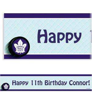 Custom Toronto Maple Leafs Banner 6ft