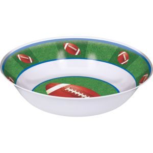 Gridiron Football Serving Bowl