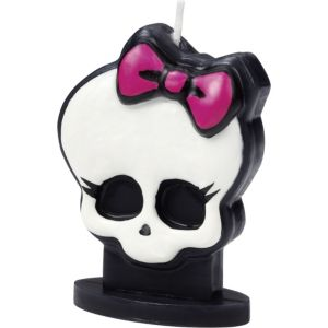 Monster High Birthday Candle 3 1/4in