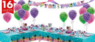 Doc McStuffins Party Supplies Deluxe Party Kit