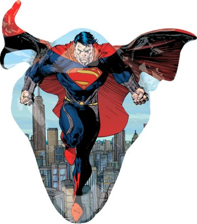 Superman Balloon - Giant Man of Steel