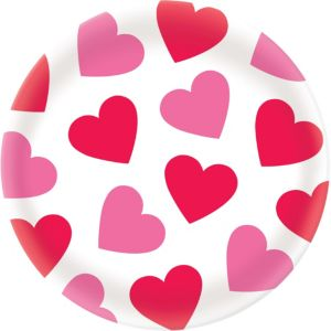 Hearts Platter