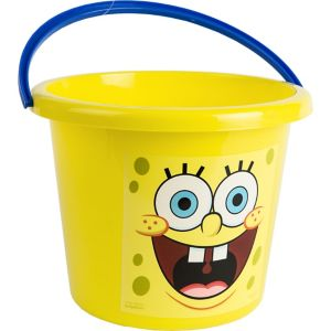 SpongeBob Treat Bucket