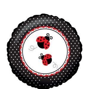 Fancy Ladybug Balloon