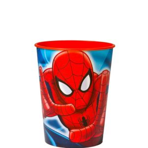 Spider-Man Favor Cup