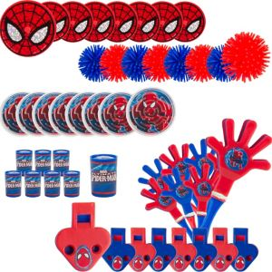 Spider-Man Favor Pack 48pc