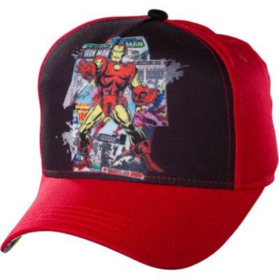 Child Iron Man Baseball Hat