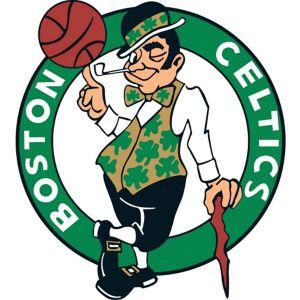 Boston Celtics Cling Decal