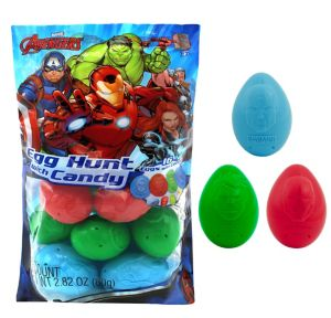 Avengers Candy-Filled Easter Eggs 16ct