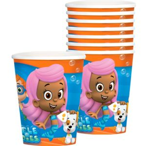 Bubble Guppies Cups 8ct