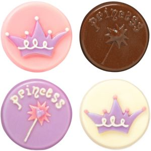 Wilton Princess Cookie Mold