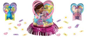 Doc McStuffins Table Decorating Kit 23pc