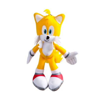 Clip-On Sonic the Hedgehog Tails Plush