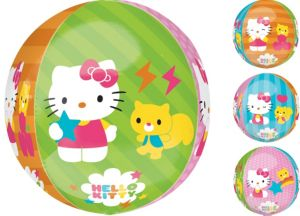 Hello Kitty Balloon - Orbz