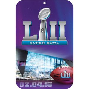 Hail Mary Super Bowl Sign 16in