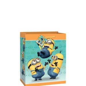 Minions Despicable Me Gift Bag