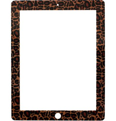 Leopard Screen Protector for iPad