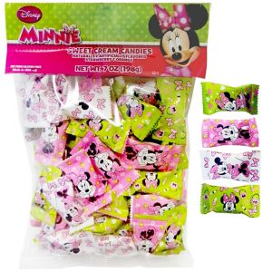 Minnie Mouse Cream Candies 56ct