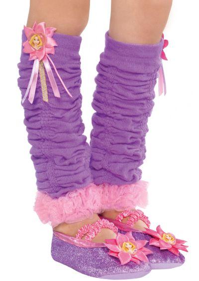Rapunzel Leg Warmers