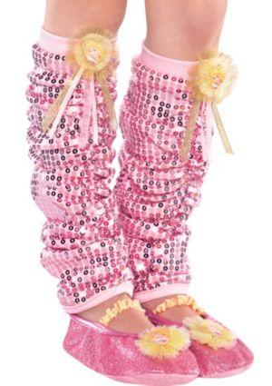 Child Aurora Leg Warmers