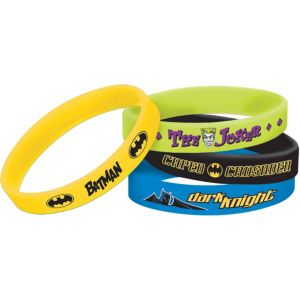 Batman Bracelets 4ct