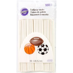 Lollipop Sticks 100ct