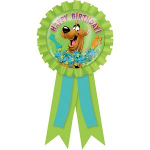 Scooby-Doo Award Ribbon